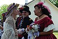 SK -- Civil War Wedding, Receiving Line (5808542725).jpg