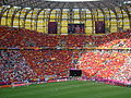 SPA-ITA Euro 2012 spanish supporters.JPG