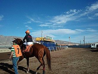 Sunland Park Racetrack & Casino - Image: SP Racetrack 2