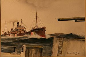 SS Irish Willow (1918) - Image: SS Irish Willow