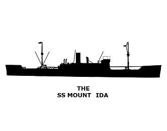 SS Mount Ida - Image: SS MOUNT IDA