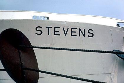 SS Stevens name on bow 01.jpg