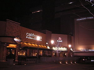 California Pizza Kitchen - A new California Pizza Kitchen in Stamford, Connecticut