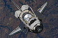 STS-121 Discovery posing for inspection photos edit1.jpg