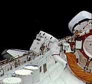 STS-6 EVA