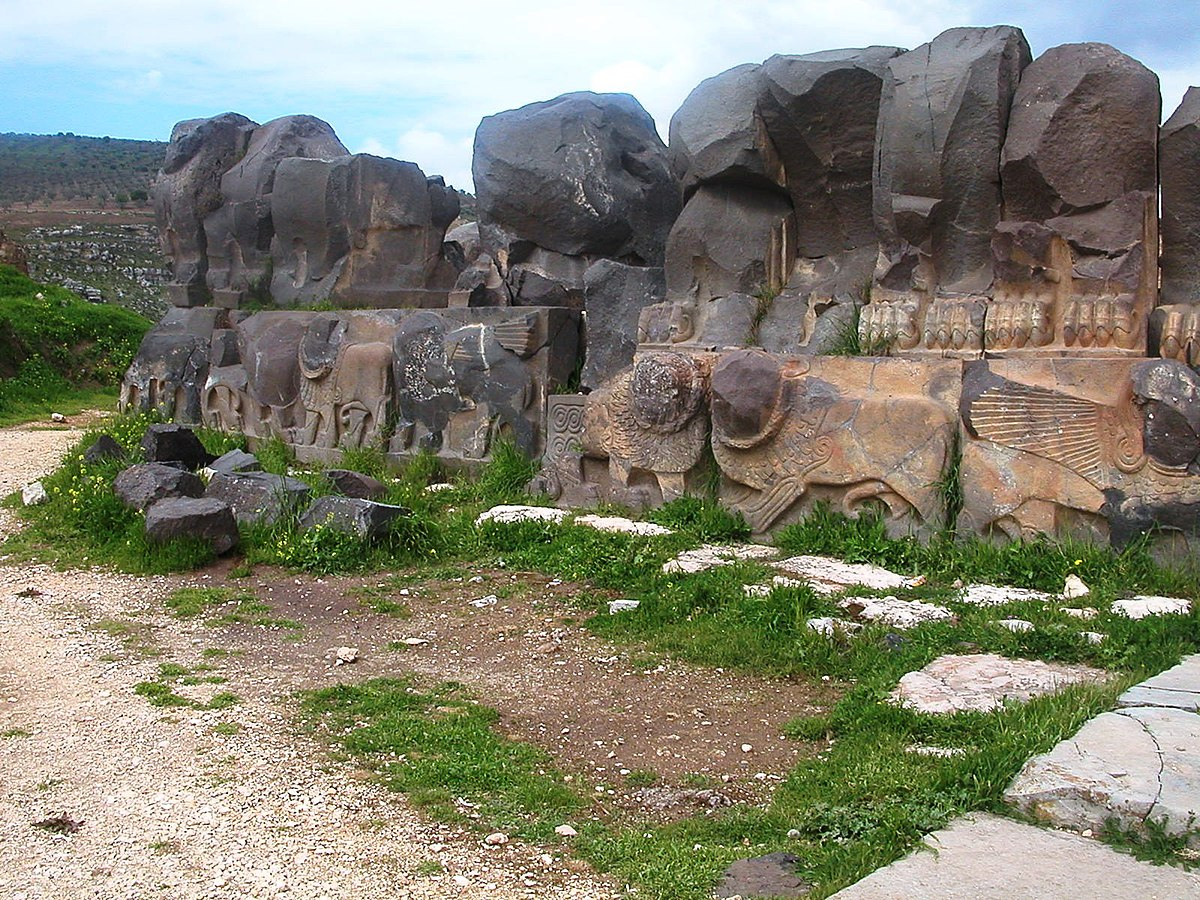 Ain dara archaeological site wikipedia - Que hay en portugal ...