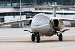 Saab 105 at jersey airport.JPG