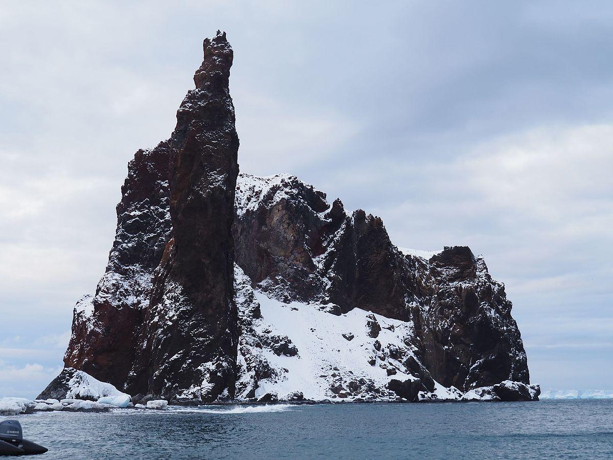 Sabrina Island - Wikipedia