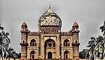 Safdarjung Tomb at New Delhi.jpg