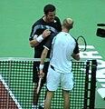 Safin and Davydenko 2009 Kremlin Cup.jpg
