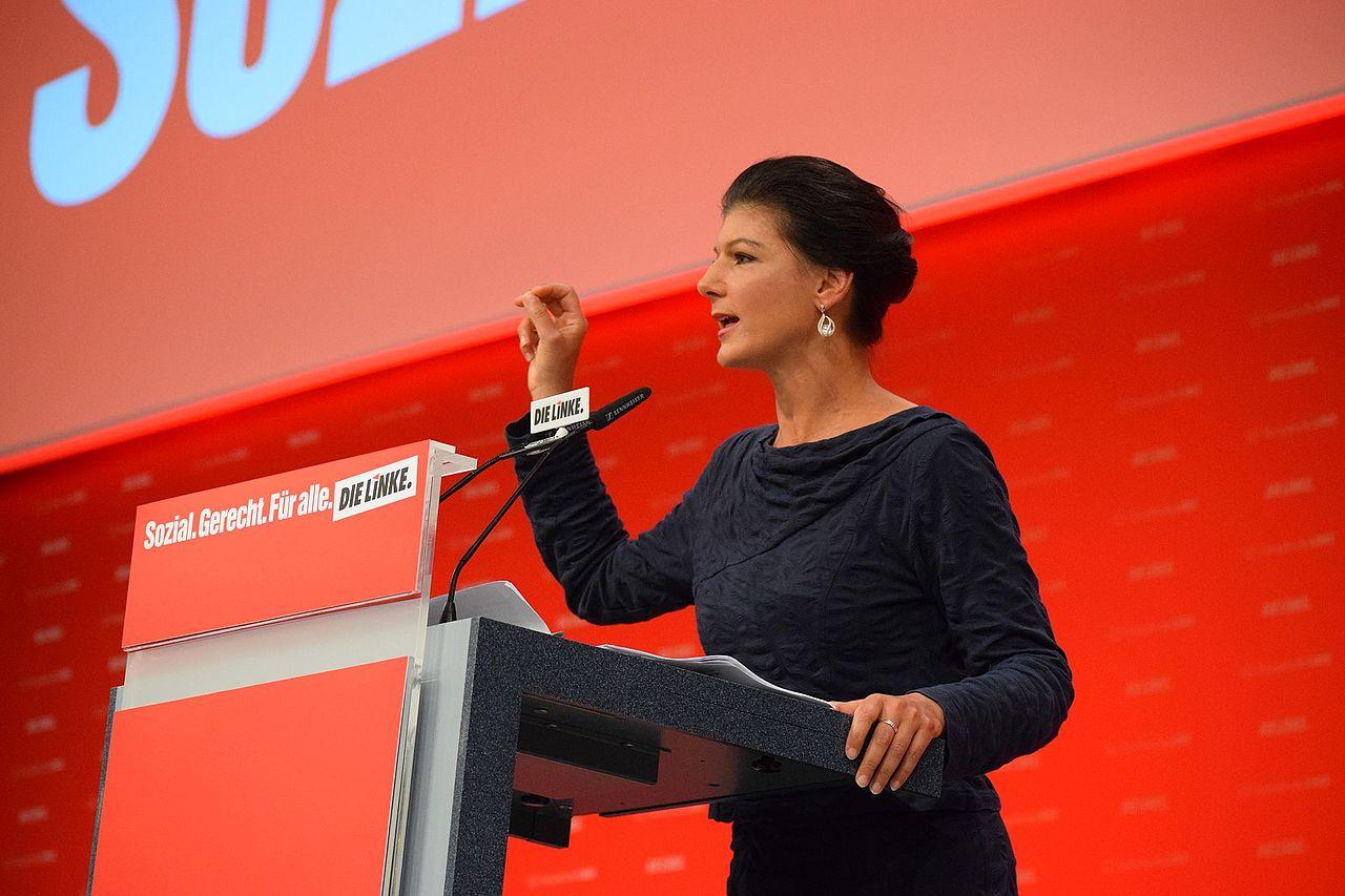 Sahra Wagenknecht, Hannover 2017.jpg