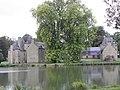 Saint-Brice-en-Coglès (35) Château de La Motte 01.jpg