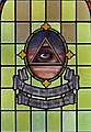 Saint Francis Xavier Mission Church (Cowlitz) - stained glass 02 (cropped).jpg
