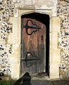 Saint Mary Church (Hemel Hempstead) - door.jpg