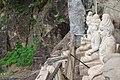 Saint Statues at Undavalli Caves.jpg