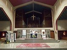 Cathedral Of Saint Thomas More Arlington Virginia