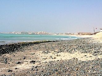 Boa Vista, Cape Verde - Image: Sal Rei Beach