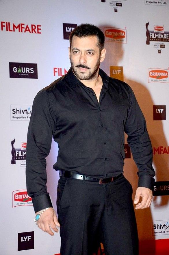 Salman Khan filmfare