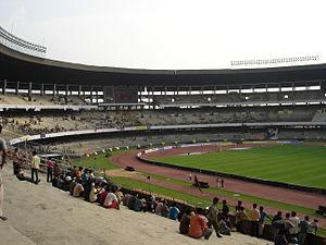 Mohun Bagan A.C. - Salt Lake Stadium: Mohun Bagan's home ground.