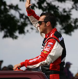 2013 NASCAR Nationwide Series - Sam Hornish Jr. finished as runner-up, three points behind Dillon