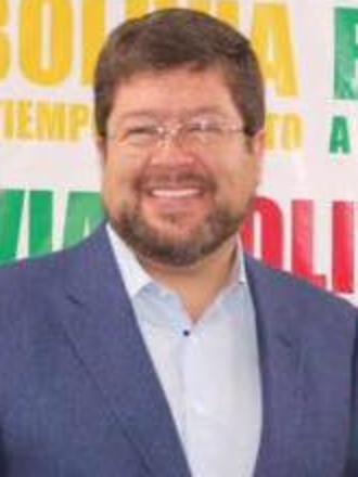 Bolivian general election, 2014 - Image: Samuel DM