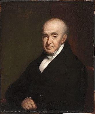 Samuel Rogers - Samuel Rogers, portrait by Chester Harding, 1847