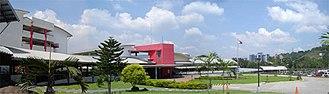 San Beda University - San Beda University IBED Campus (then San Beda College Rizal) c. 2017