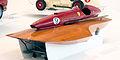 San Marco-Ferrari racing boat (1957) front-left2 Enzo Ferrari Museum.jpg