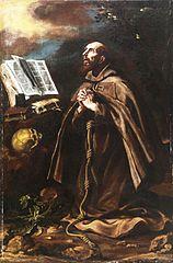 Saint Peter of Alcántara