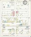 Sanborn Fire Insurance Map from Hays, Ellis County, Kansas. LOC sanborn02980 001-1.jpg
