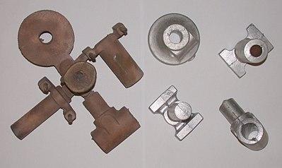 Sand casting - Wikipedia