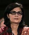 Sania Nishtar at the World Economic Forum on India 2012 (cropped).jpg