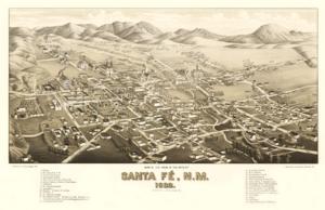 Santa Fe, NM (1882)