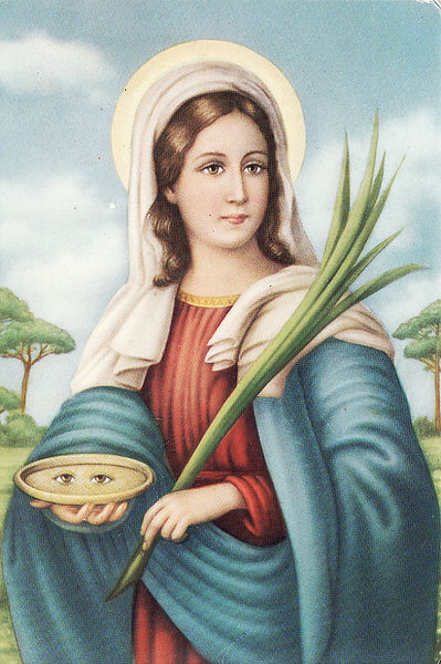 St. Lucy the Martyr