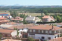 Santervás de la Vega-Vista desde la torre de la Iglesia..JPG