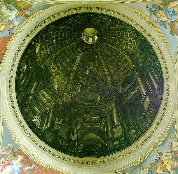 Fichier:Santignazio painted dome.jpg