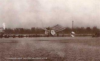Santos-Dumont Demoiselle - No.19 as first built