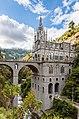 Santuario de Las Lajas, Ipiales, Colombia, 2015-07-21, DD 31-33 HDR.JPG