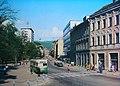 Sarajevo Tram Ulica-Marsala-Tita 1960s.jpg