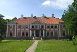 Sargvere manor