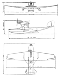 Savoia-Marchetti S.63 3-view L'Air January 1,1928.png