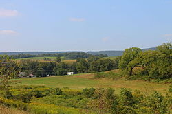 Scenery of Washington Township