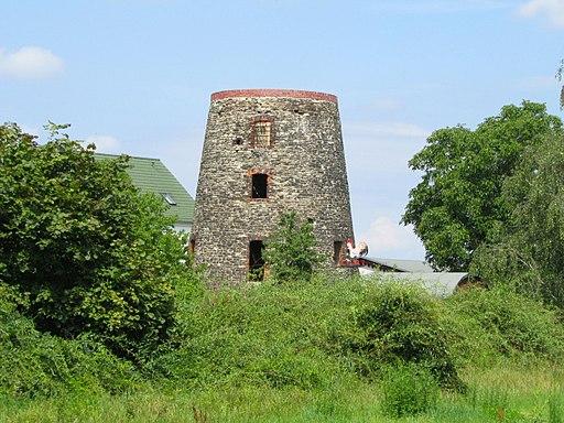 Schönebeck,Windmühle (am Holländer)