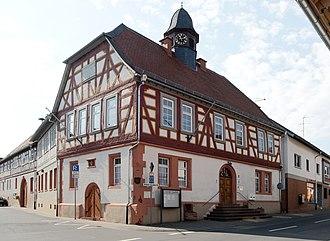 Schaafheim - Town hall