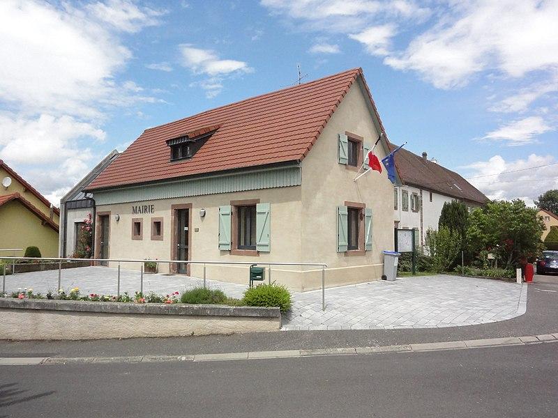 Schneckenbusch (Moselle) mairie