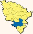 Schrobenhausen - Lage im Landkreis.png