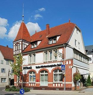 Schwieberdingen German town