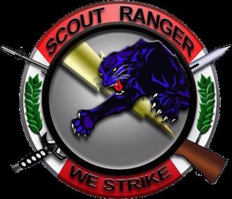 1st Scout Ranger Regiment - Image: Scout Ranger Regimental Seal