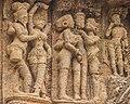 Sculpture on AudienceHall (Jagamohana, Pidha Deul)-8.jpg