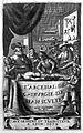 "Scultetus ""Arcenal..."", 1672; title page Wellcome L0010981.jpg"